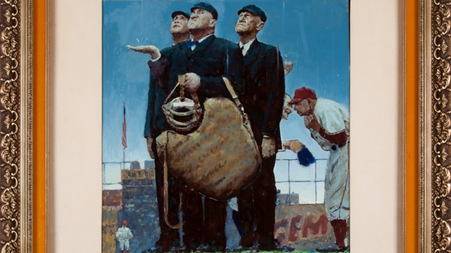 Norman Rockwell Painting Sells for $1.6 Million at Dallas Auction