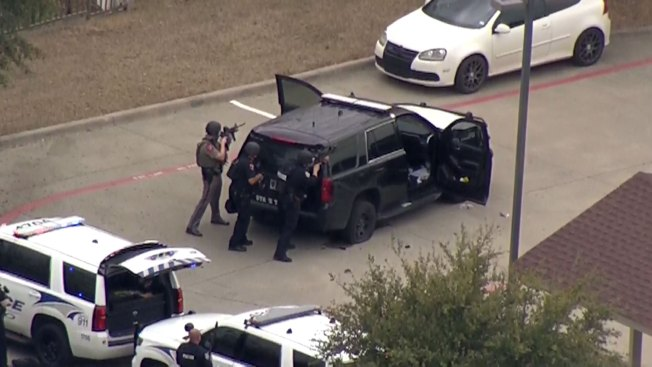Large-Scale Police Response in Frisco After Incident Involving DPS Trooper
