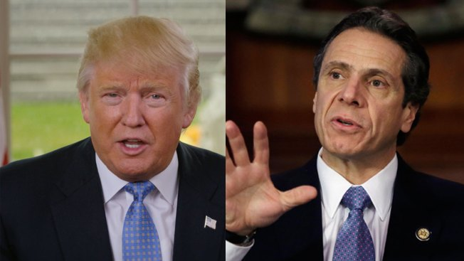 NY Gov. Cuomo Signs Law Allowing Congress to Get Trump's State Tax Returns