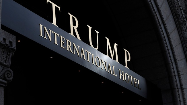 Watchdog: Foreign Groups Among Spenders at Trump Properties