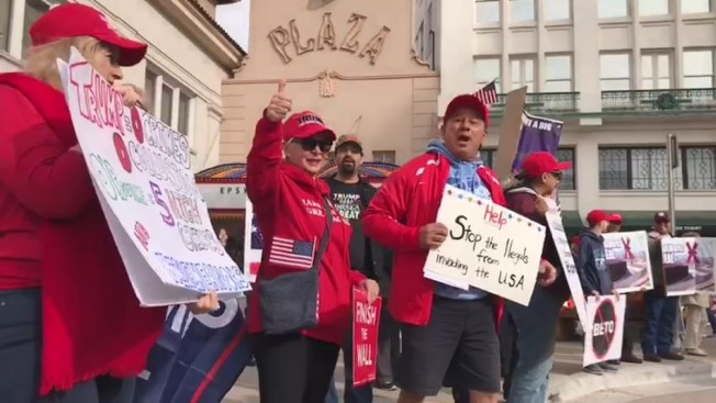 Trump Voters Shrug Off Global Uproar Over Immigration Ban