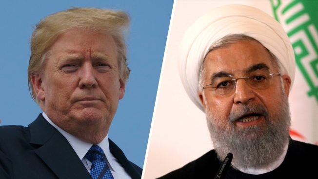 Trump Fires Off Explosive Threat to Iran's Leader: 'Never Ever Threaten the United States Again'