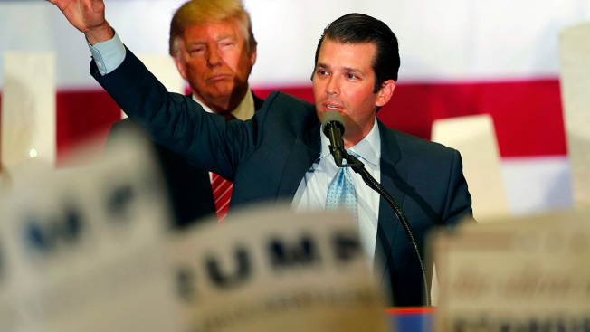 Trump Jr. Refuses Lawmakers' Questions About Conversations With Dad