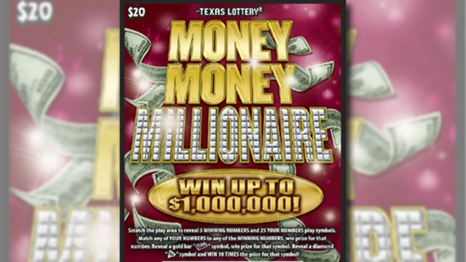 dallas texas lottery unclaimed prizes