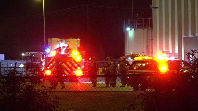 Haltom City Firefighter Hospitalized Due to Overwhelming Smell at Food Plant