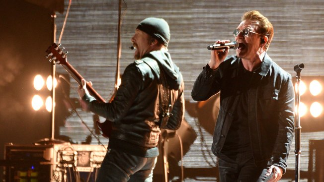 U2 to Play Full 'Joshua Tree' Album on Stadium Tour