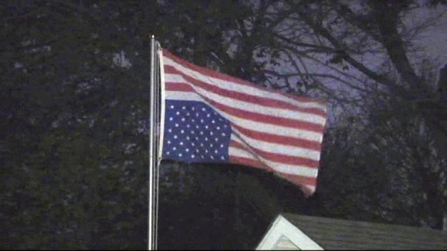 Upside-Down Flag Protest Draws Flack From Neighbors