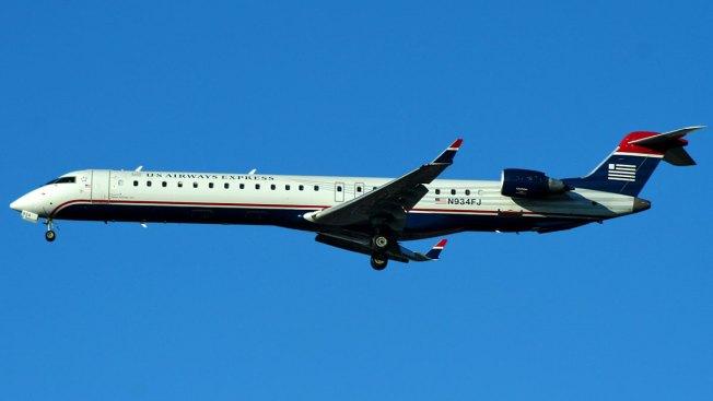 US Airways Express Jet Safely Returns to Austin