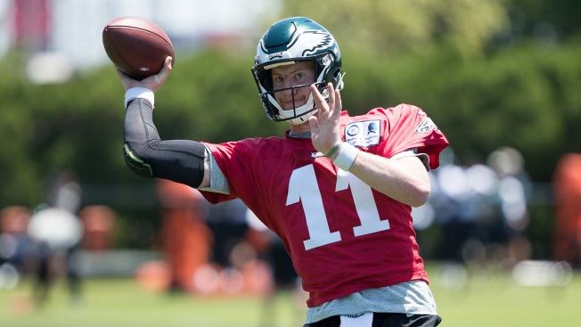 Eagles Have Tough Task Trying to Repeat in NFC East and NFL - NBC 5 ... d7a49ae0a