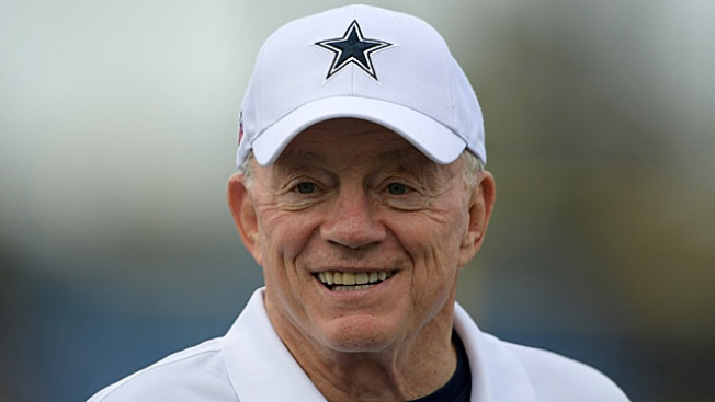 Jerry Jones to Pay NFL $2 Million for Legal Fees: AP Source