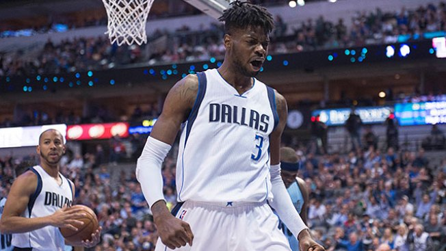 Mavs Center Noel Switches Agents in Search of Max Deal