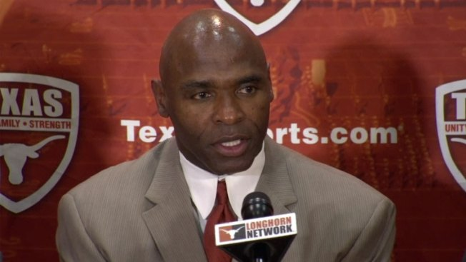 Charlie Strong: Excited To Take Over Texas