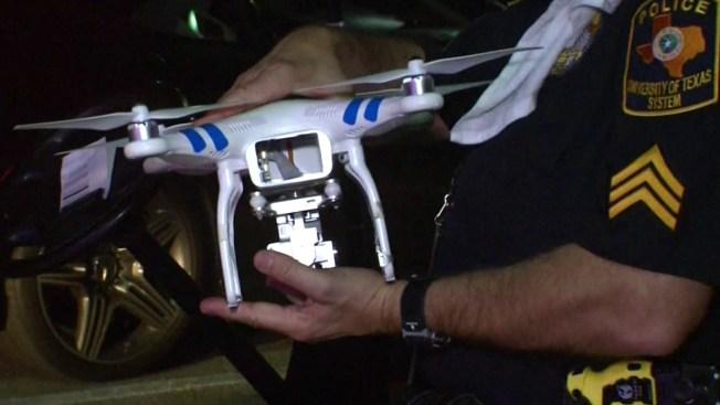 Police: UT Student Flew Drone Over Stadium