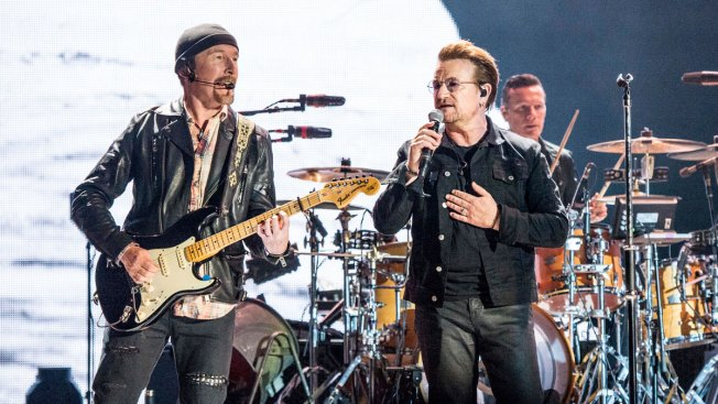 Bono-roo: U2 Make Their First US Festival Appearance