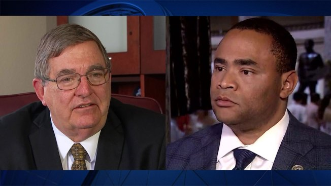with 99 days until midterms two congressmen seeking re election