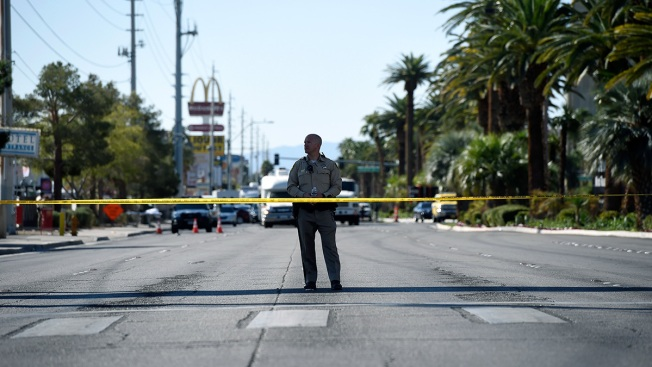 Police Won't Immediately Release Las Vegas Shooting Records