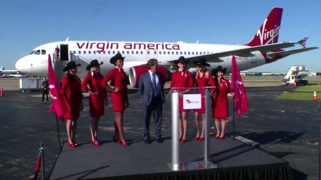 Virgin America Set to Get Love Field Gates