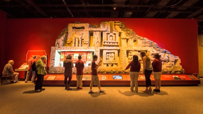 World of the Maya Comes Alive at the Perot Museum of Nature and Science
