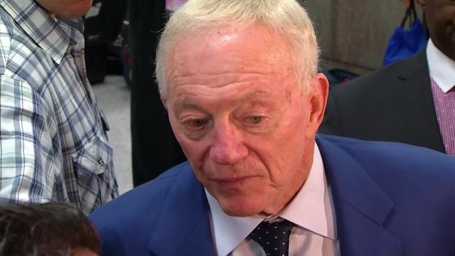 Romo-Less Stretch Not Going Quite How Jerry Jones Thought