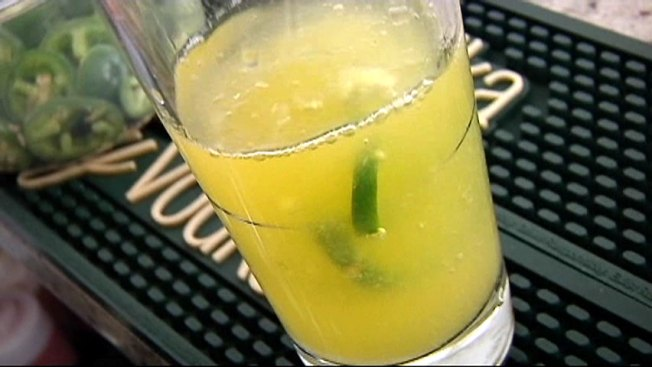 Lumi Jalapeno Pineapple Margarita