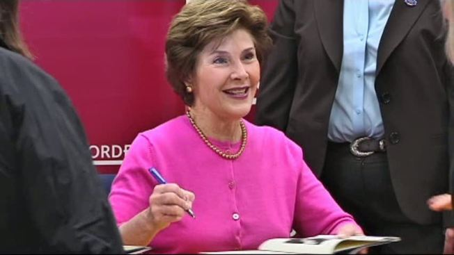 Laura Bush Set to Announce Book Festival Lineup