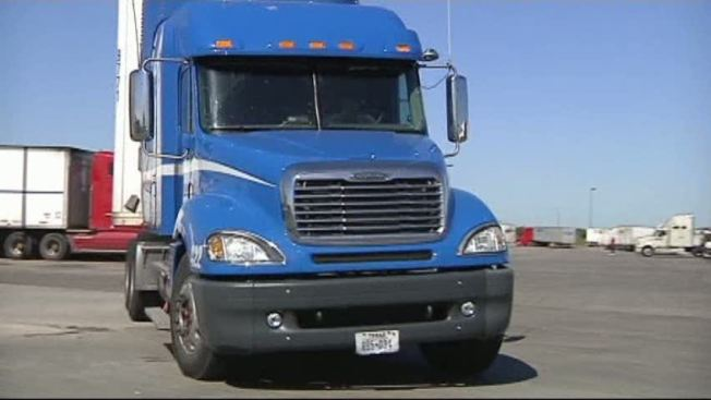 Truckers Worry About Cargo Thefts in DFW