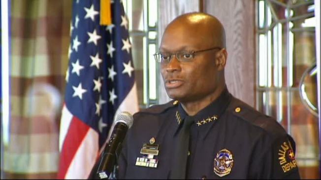 """It's a Deep-Rooted Hurt:"" Chief David Brown"