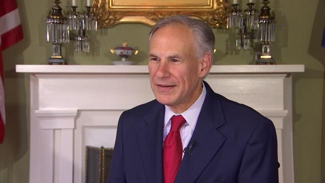 Abbott Announces Bus Tour Across Texas to Promote His Book