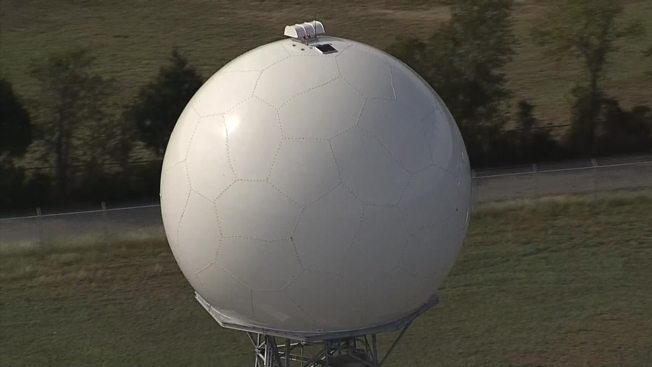 NBC 5's New S-Band Radar Could Detect Carolinas' Smoke