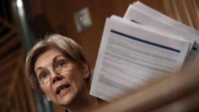 Warren Calls for Disgraced Wells Fargo CEO to Resign