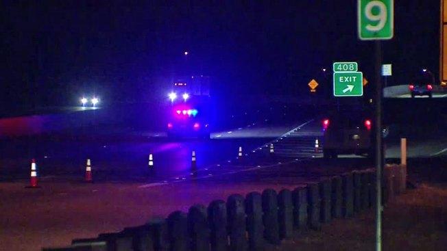 Fatal Crash Closes I-35E Near Waxahachie
