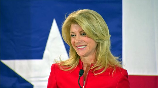 Wendy Davis Says She's Also Mulling Texas Senate Run in 2020