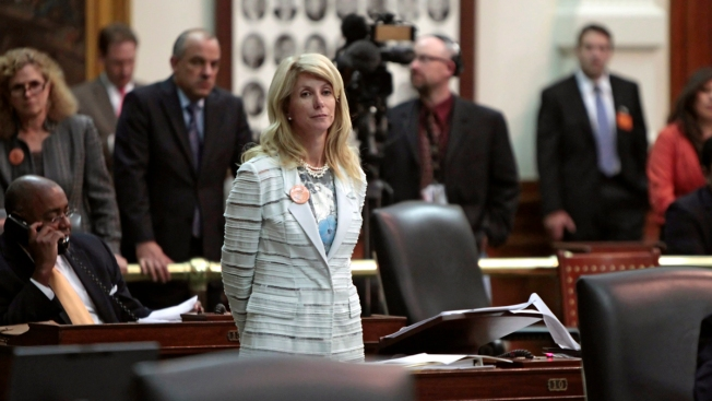 Texas Anti-Abortion Group Ad Targets Wendy Davis