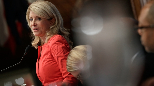 Democrat State Sen. Wendy Davis Says She Supports Gay Marriage