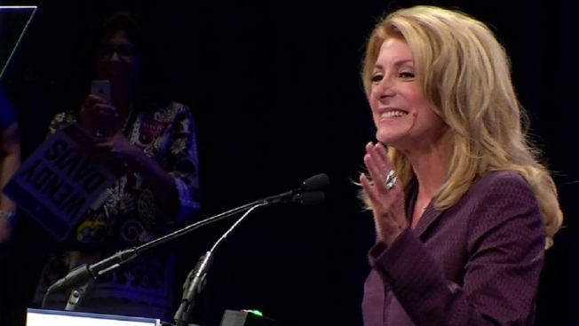 Wendy Davis to Speak to Media in Austin