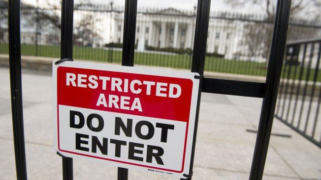 Secret Service Stops Attempted White House Intrusion: Spicer