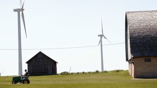 Renewable Energy Surges Past Nuclear for 1st Time in Decades