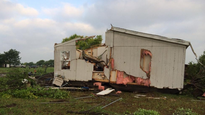 NWS Confirms 2 Multi-Vortex EF-1 Tornadoes Touched Down Thursday