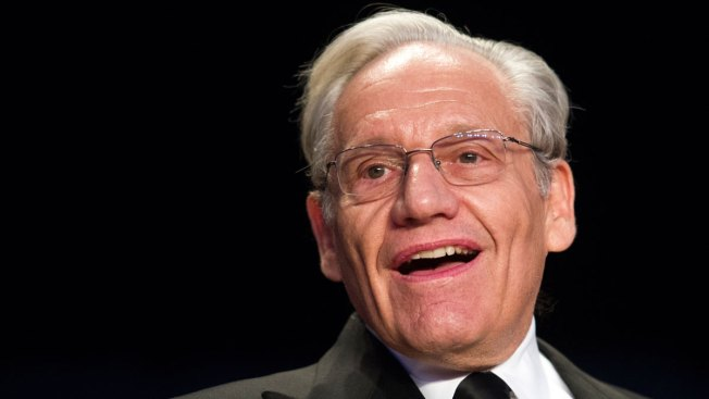 Bob Woodward Writing Inside Account of Trump White House
