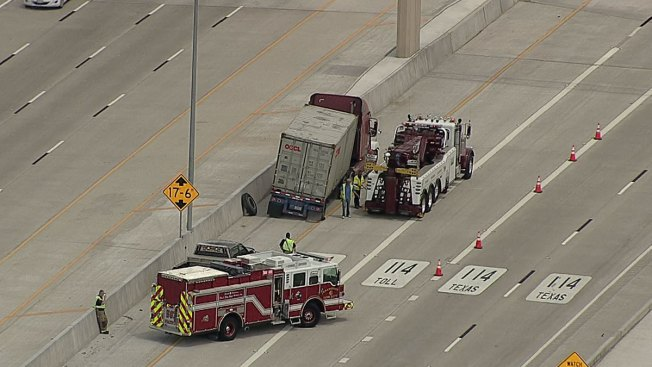 Grapevine Fire Department Responds to Wrong-Way Crash