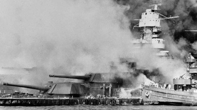 Texas Sailor Killed at Pearl Harbor Identified 77 Years After Attack