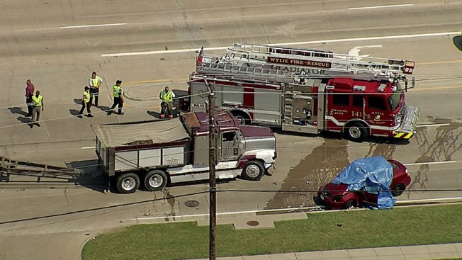 Woman Killed in Crash Along State Highway 78 in Wylie