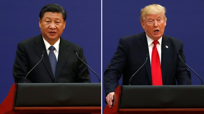 Trump Threatens $200B More Tariffs Against China, Rattling Markets