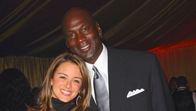 Michael Jordan Marries Ex-model Over Weekend