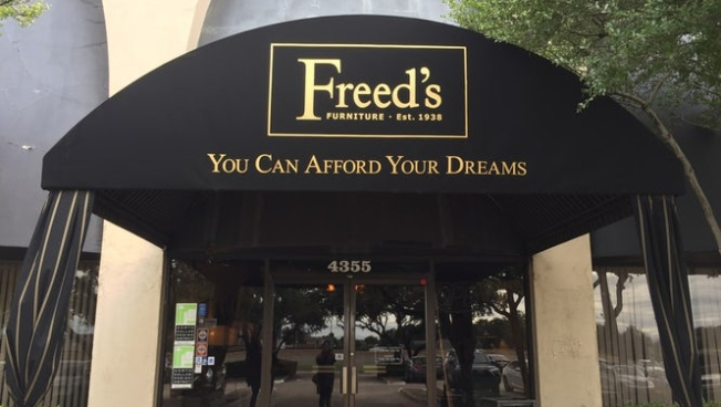 Family Owned Freed S Furniture Where You Can Afford Your Dreams Is Closing After 80 Years