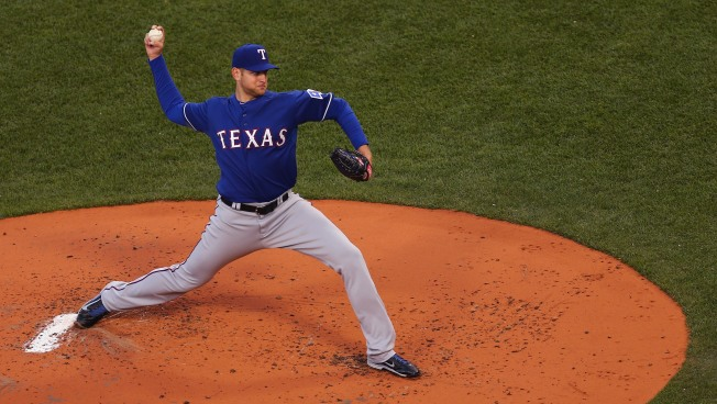 Rangers Recall Righty Klein, Send Bass to Minors