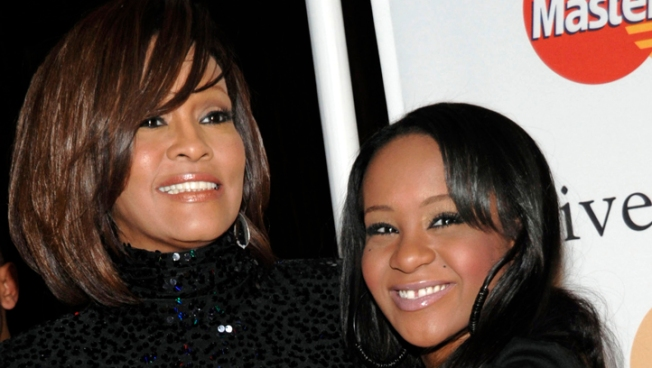 "Bobbi Kristina Tells Oprah She Always ""Ran to Mom"""