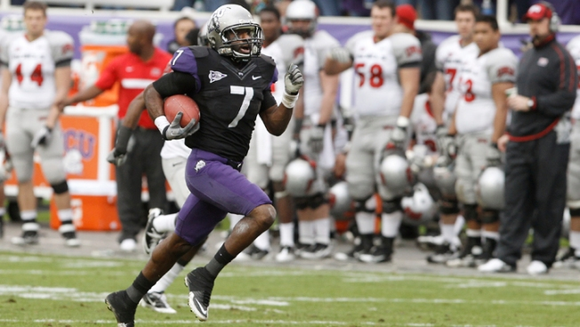 TCU Readies for Virginia Tech