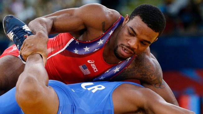 U.S. Hopes for 1st Wresting Gold Rest on Burroughs