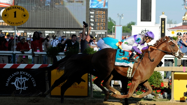I'll Have Another Wins Preakness Stakes